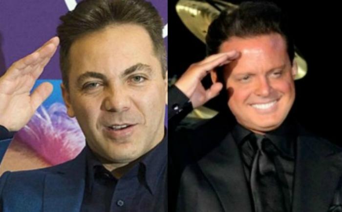 Cristian Castro despotrica contra Luis Miguel por los 'huesitos' de una actriz