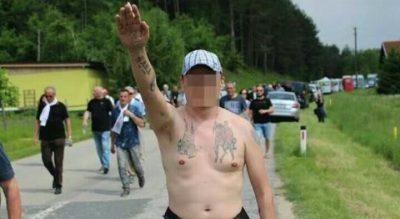 Neonazis y monjas se reúnen en la mayor aglomeración de fascistas en Europa