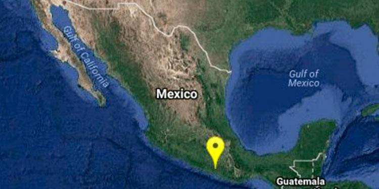 Reportan nuevo sismo que sacude Guerrero de intensidad 5.1 (FOTO)