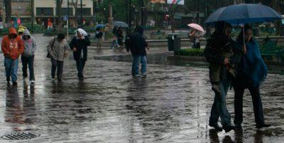 SMN pronostica tormentas intensas, descargas eléctricas y granizo