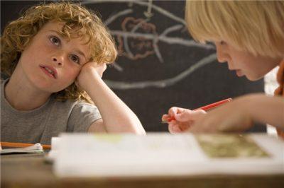 Dificultades en niños por padecer TDAH