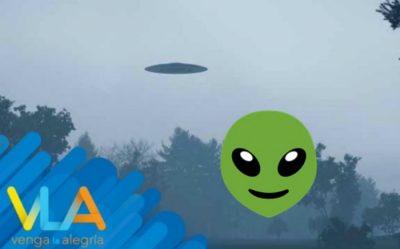 Investigador presenta a impactante OVNI en Venga la Alegría (VIDEO)