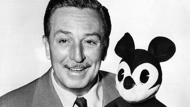 Entérate de la difícil vida de Walt Disney, el padre de Mickey Mouse (VIDEO)
