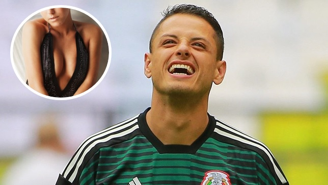 Conoce a la hermosa actriz mexicana que <i>flechó</i> a Chicharito (FOTO)