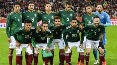 Confirman alineación de México ante Alemania