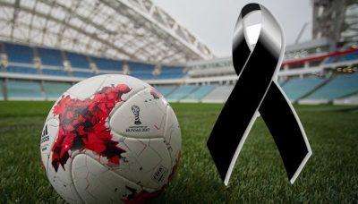 Luto en el deporte: muere figura del futbol en pleno Mundial Rusia 2018