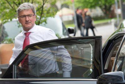 Detienen a presidente de Audi por caso 'Dieselgate'