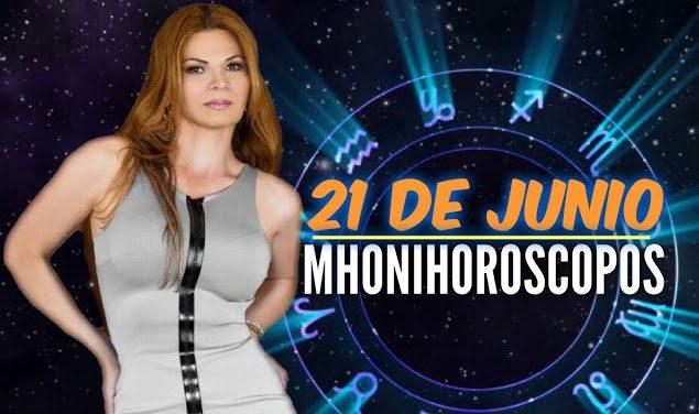 Descubre qué te depara el día con los horóscopos de Mhoni Vidente