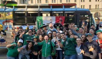 Conoce al mexicano más viral en Rusia, que no está en el Mundial (FOTOS)
