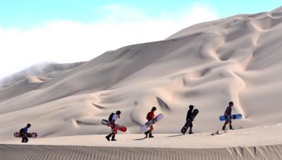 7 lugares para hacer sandboard en México