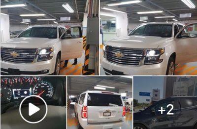 Acusan fraude entre Peregrina Angelópolis y Chevrolet México por falla en Suburban