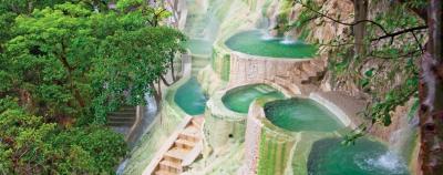 Grutas de Tolantongo: un paraíso color turquesa
