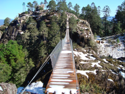 La Nevería: un lugar ideal para vacacionar al aire libre