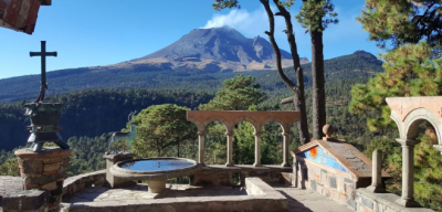 5 lugares que visitar en el Popocatépetl