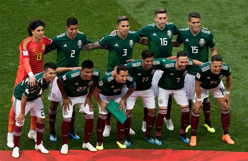 Aseguran que México ganará duelo ante Corea por esta fotografía