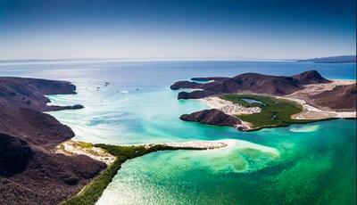 Los 6 senderos paradisiacos de Playa Balandra