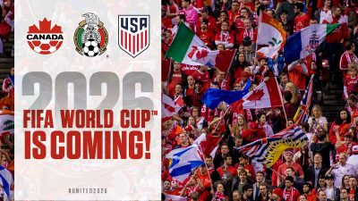 México, Estados Unidos y Canadá albergarán el Mundial 2026