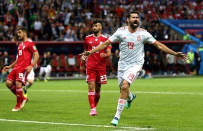 España vence dramáticamente 1-0 a Irán y se acerca a los Octavos de Final