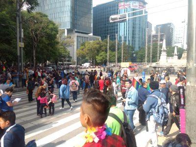 Aficionados de la Selección expresan su homofobia por marcha Orgullo Gay 2018