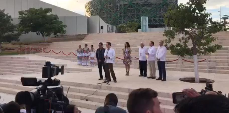 Presidente del INE ofrece mensaje de cara al tercer debate presidencial