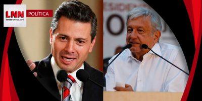 ¿Por qué a Peña Nieto le conviene acercarse a AMLO?