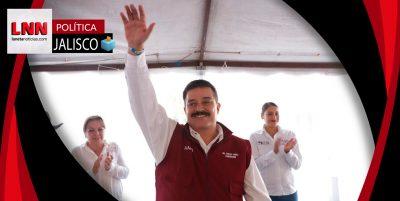 Carlos Lomelí se compromete a firmar la Agenda por Jalisco