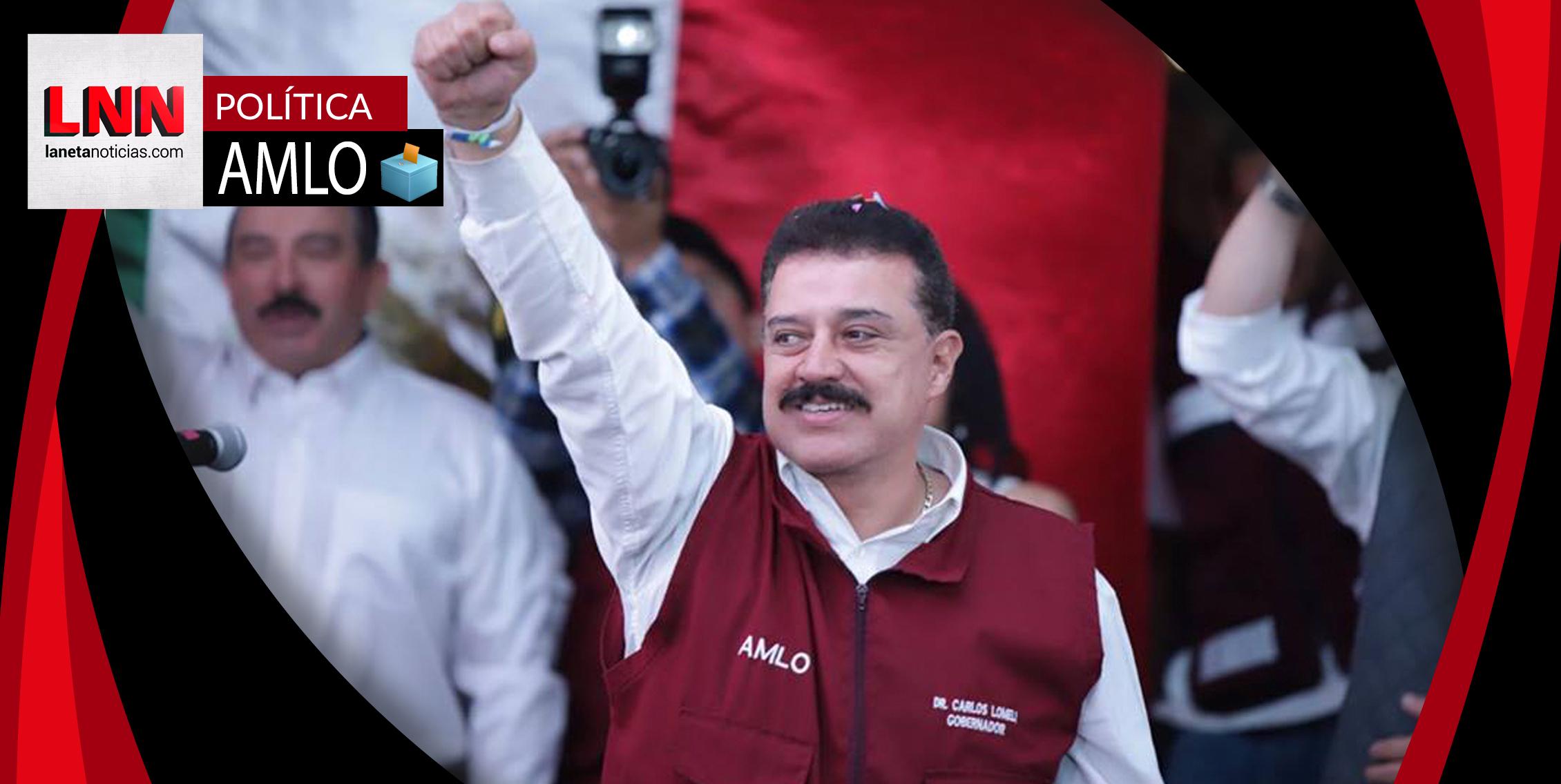 Carlos Lomelí coordinará gasto federal de Jalisco