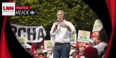 Promete Meade apoyo a productores de Michoacán
