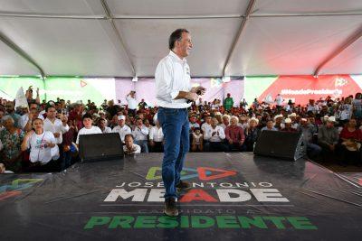 Meade: en Jalisco ganaremos 6 de 6