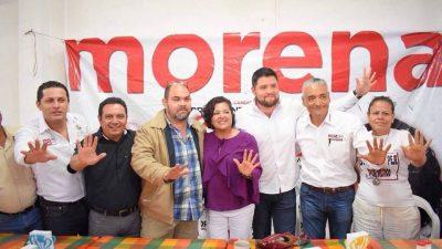 Excandidato panista se suma a las filas de Morena