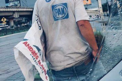 Desesperación 'inunda' al PAN en Guanajuato y manda a quitar propaganda de AMLO
