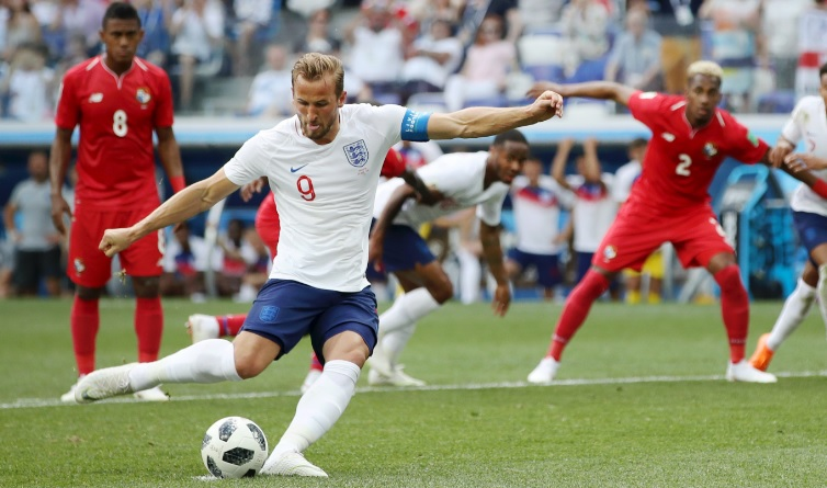 Inglaterra <i>masacra</i> a Panamá 6-1 y lo elimina de Rusia 2018