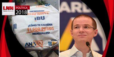 INE ordena al PAN suspender entrega de propaganda