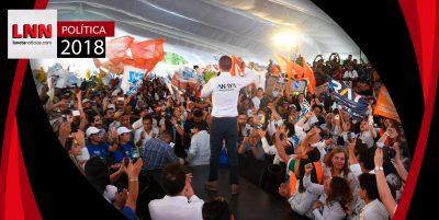 Tarjetas de Anaya comprometen voto a su favor, acusa Morena ante el INE