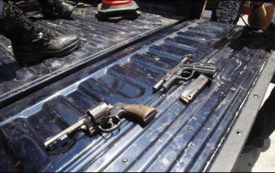 Sancionarán como robo calificado a asaltos con armas de utilería en Jalisco