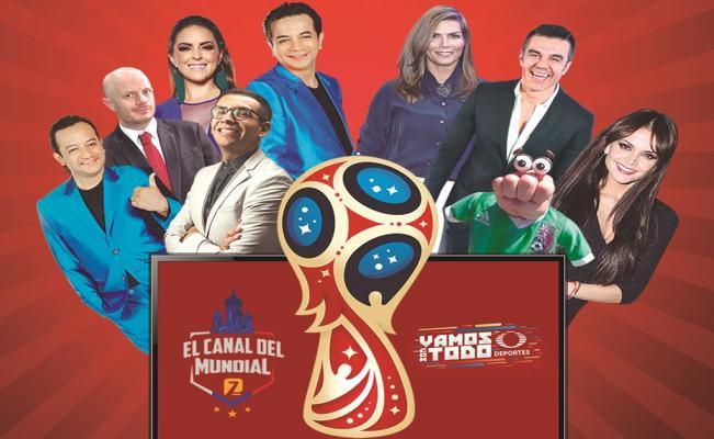 Correrían a integrante de Televisa Deportes por su pésima actuación en Rusia