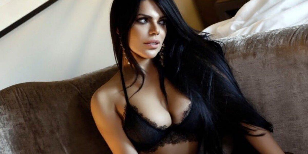 Suzy Cortez hace desenfrenado desnudo en redes y lo enseña todo (FOTO)