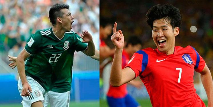 Conoce el horario y canales para ver el partido México contra Corea del Sur