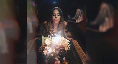 <i>Dulces 23</i>: filtran detalles de la ostentosa fiesta de Danna Paola (FOTO)