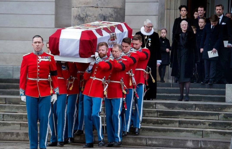Luto en la realeza: fallece princesa Elisabeth mientras dormía