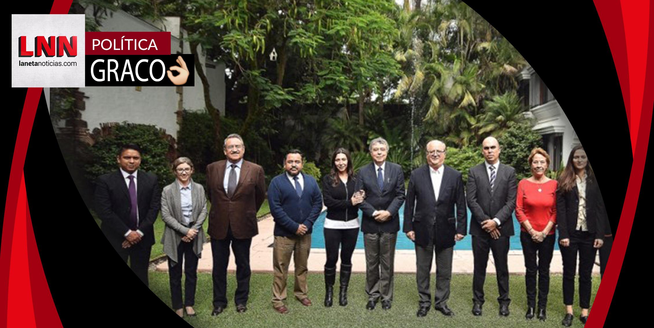 Graco Ramírez y la OCDE evalúan la aplicación de la Reforma Educativa