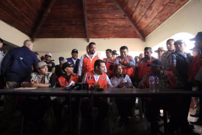 Van 62 fallecidos por erupción de volcán en Guatemala