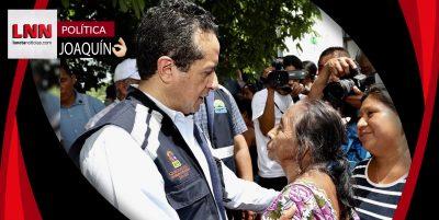 Carlos Joaquín impulsa un programa de seguridad alimentaria en Quintana Roo