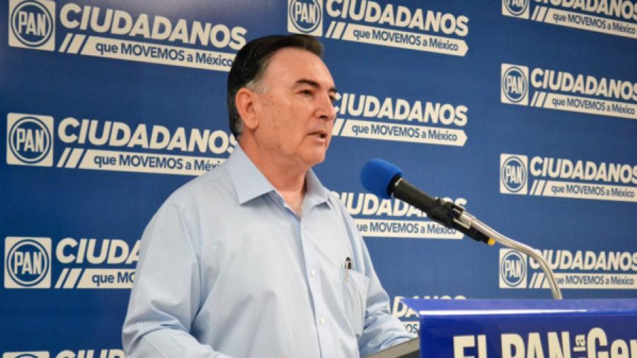 Detienen a expresidente del PAN en Sonora