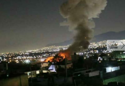 Fuerte explosión en Tultepec deja 4 muertos