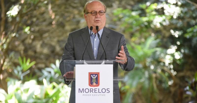 Morelos obtiene calificación perfecta en el manejo de fondos federales
