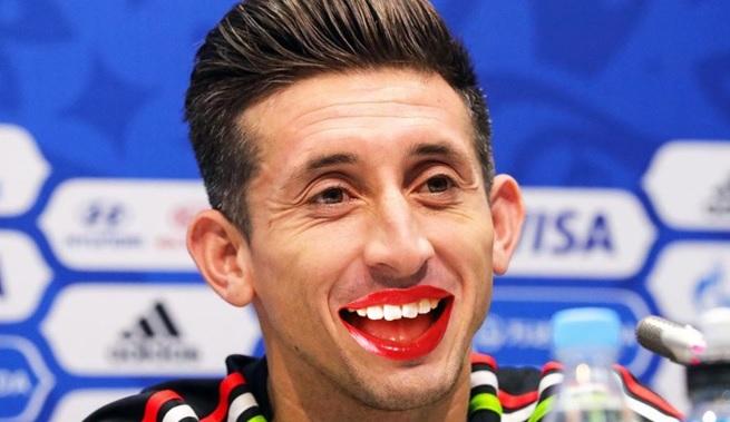 <i>Ni tan feo</i>: Héctor Herrera se realiza cirugías estéticas en el rostro (FOTO)