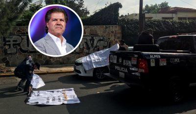 Afirman que Policía alteró escena del suicidio de productor de Televisa