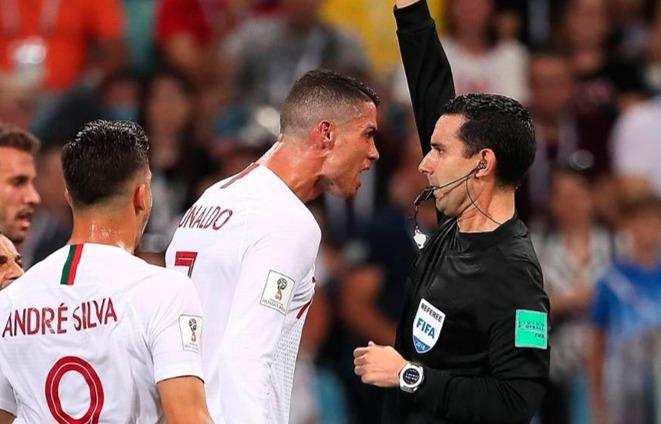César Ramos confiesa qué le gritó Cristiano Ronaldo en Rusia 2018