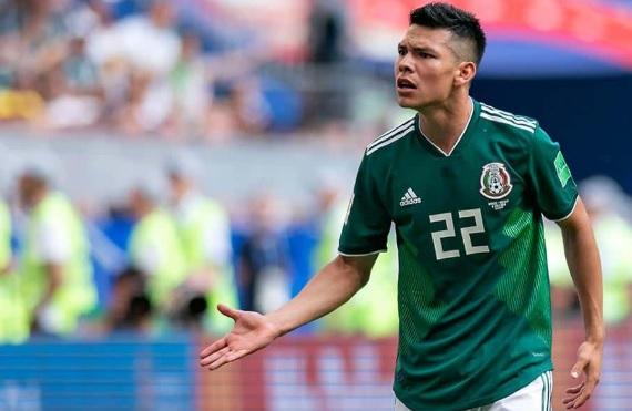 Hirving Lozano manda contundente mensaje a los críticos de la Selección